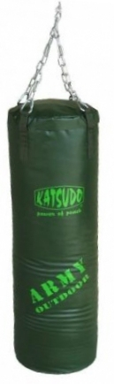 Bojová umění a sporty - Boxovací pytel Katsudo Outdoor 100x35