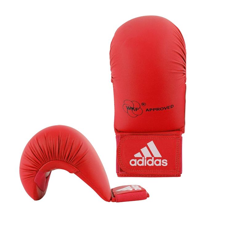 Bojová umění a sporty - Adidas WKF 2017 červené 8707dd88c97