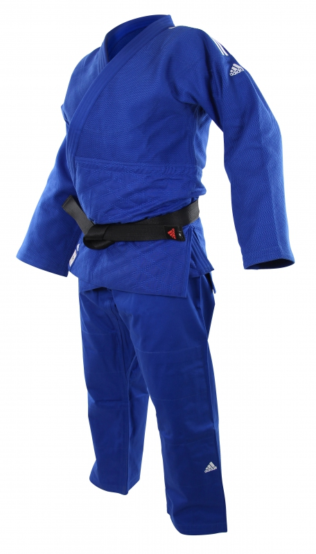 Bojová umění a sporty - Adidas Champion II - Regular IJF modré