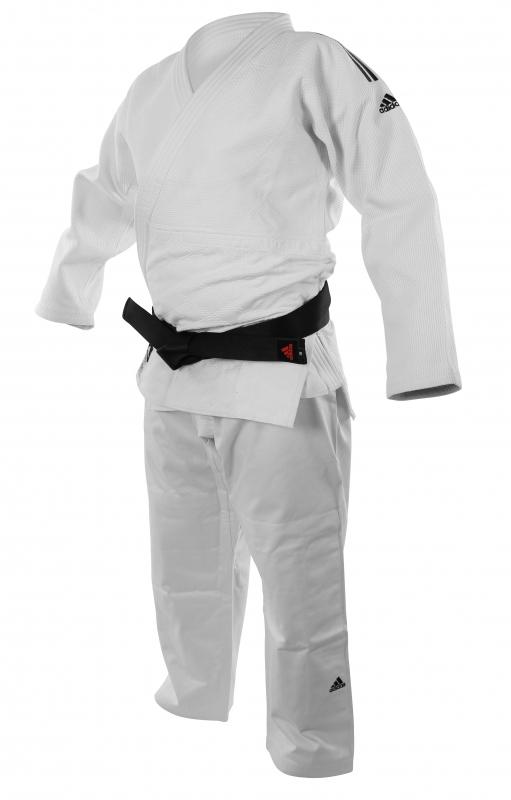 Bojová umění a sporty - Adidas Champion II - Regular IJF bílé