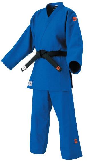 Bojová umění a sporty - KuSakura JNF modré - japonské kimono