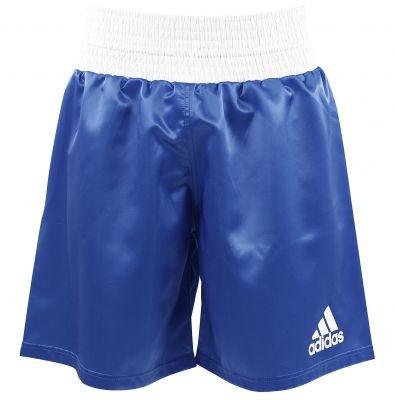 Bojová umění a sporty - Trenky Adidas AIBA modré