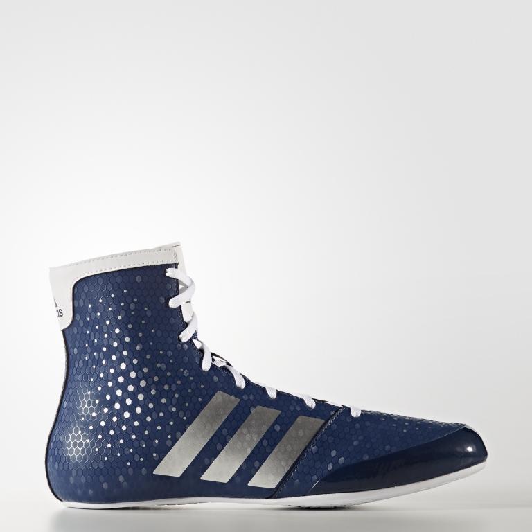 Bojová umění a sporty - Adidas KO Legend 16.2 modré BA9077