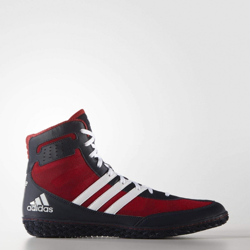 Bojová umění a sporty - Adidas Mat Wizard.3 červená modrá S77971 f0f0d06286