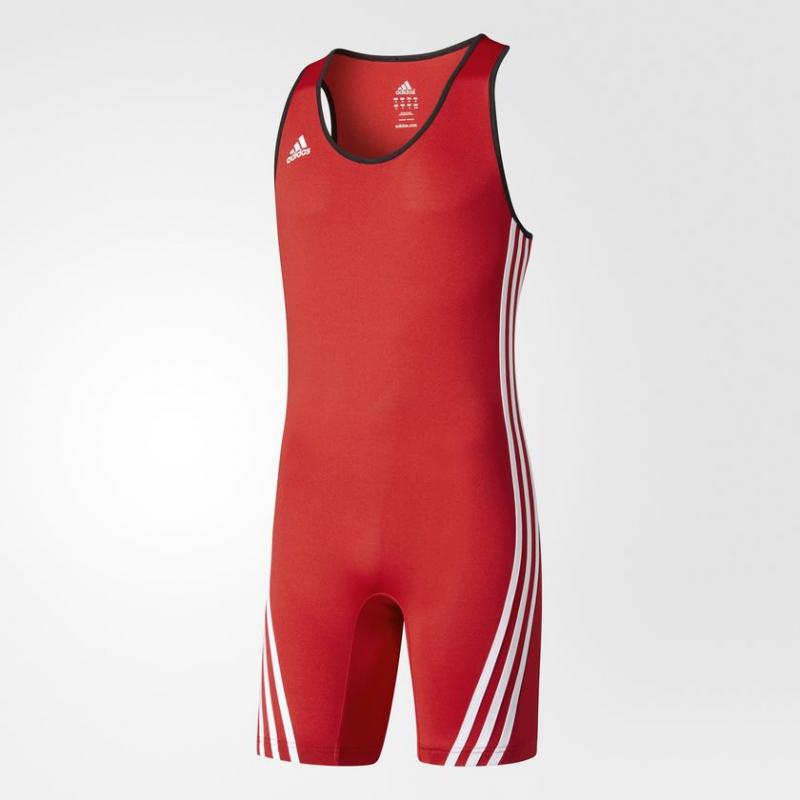 Vzpírání - Adidas Baselifter - červený