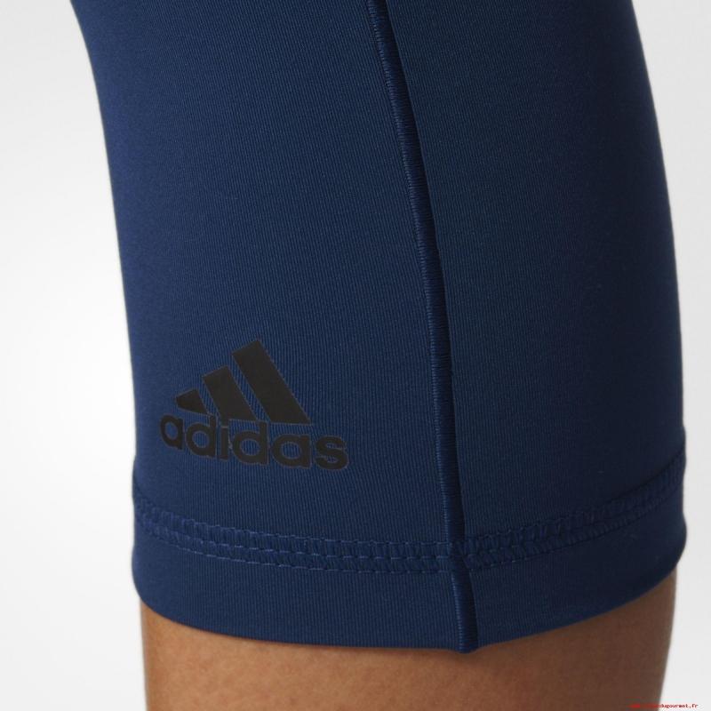 Funkční oblečení - Legíny Adidas WO tights 3 4 tmavě modré. Katsudo.cz.  Katsudo.cz. + 2 další. Katsudo.cz. Katsudo.cz c61d4a21a7