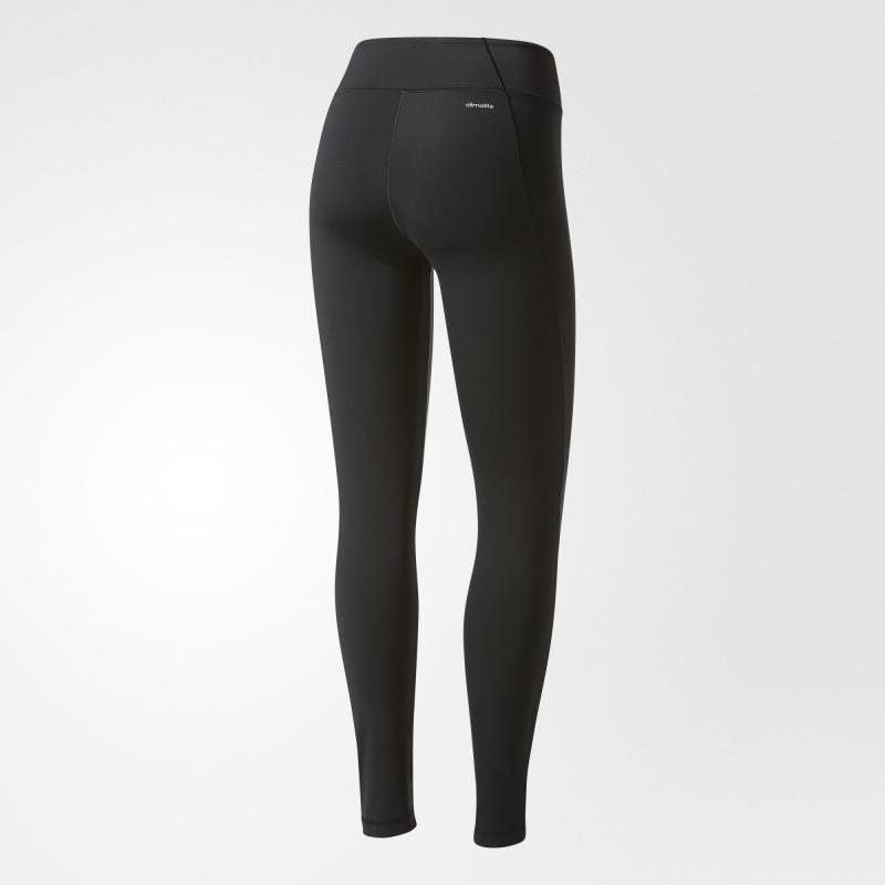 Funkční oblečení - Legíny Adidas WO tights černé. Katsudo.cz. Katsudo.cz 8f7bd2e671