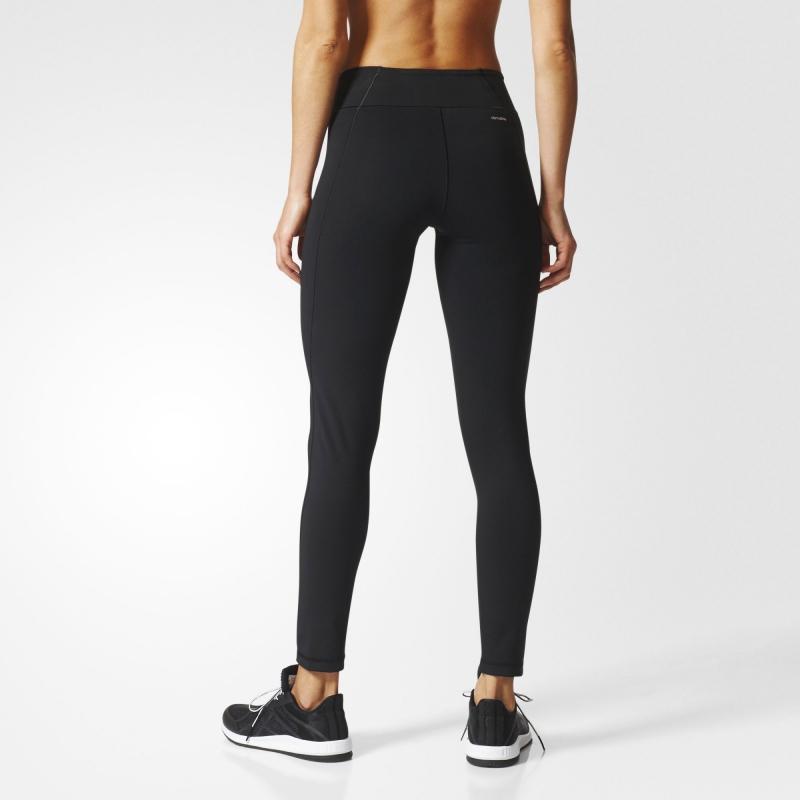 Legíny Adidas WO tights černé  fcf4804c4b