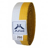 Mifune bílá-žlutá