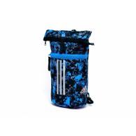 Taška/batoh adidas judo military CAMO blue