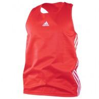 Tílko Adidas AIBA červené