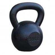 Kettlebell černý 4-48 kg