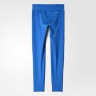 Funkční oblečení - Legíny Adidas WO tights modré. Katsudo.cz. Katsudo.cz 6f24bcaca9